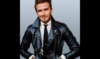 mode et  vêtement en cuir pour les hommes stylés et macho