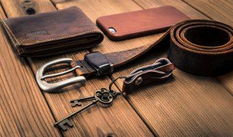 Comment reconnaître une bonne ceinture en cuir